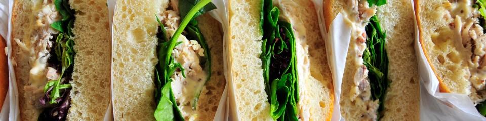 canteen sandwich